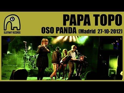 Concierto Papa Topo