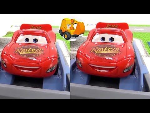 Carritos - El coche de carreras se clona a sí mismo