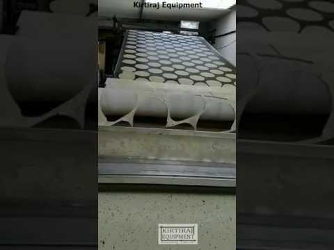 Semi Automatic Papad Drying Machine