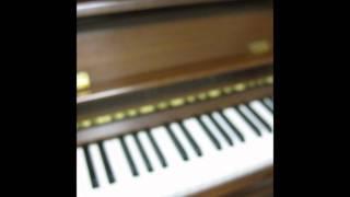 ピアノ演奏 アシタカとサン