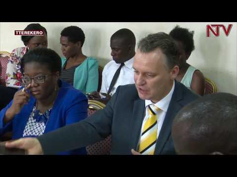 Poliisi etangaazizza ku ky'okuzza akulira MTN okwaboobwe