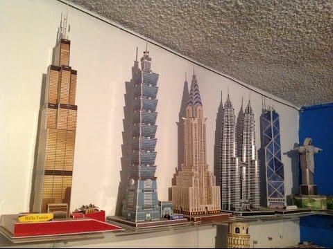 Colección Puzzle 3D | 3D Puzzle Collection