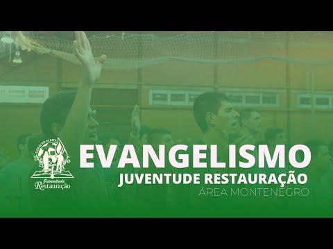 Evangelismo da Juventude Geração Eleita em Brochier