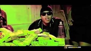 Jae Millz ft Chris Brown - Green Gobblin (Official Music Video)