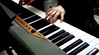 Acid Black Cherry - 蝶 (Piano cover)