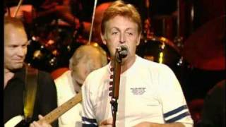 paul mccartney,eric clapton,mark knopfler,sting kansas city