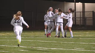 East Lyme falls to RHAM 3-0 in Class L girls' soccer semi