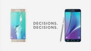 It's Time to Get Choosy: Galaxy S6 edge+ or Galaxy Note5?