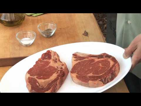 How to Choose a Steak and Get It Ready for Grilling