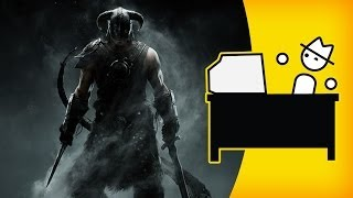 THE ELDER SCROLLS V: SKYRIM (Zero Punctuation)