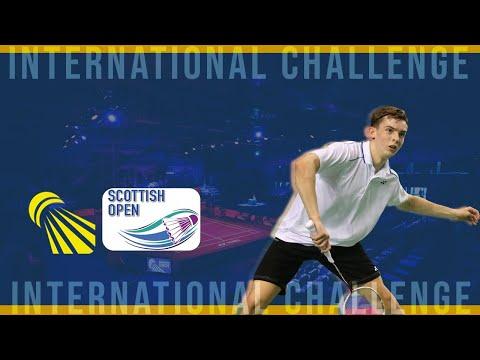 Round of 32 (Court 1) - 2019 Scottish Open