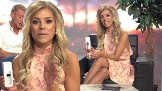 Katie Steiner testet Sichler Beauty Haarentferner