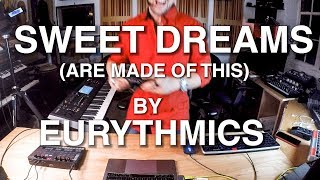 "How To Play ""Sweet Dreams (Are Made Of This)"""