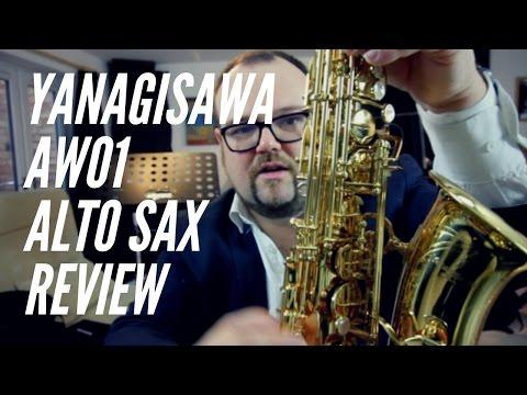 YANAGISAWA ALTO AWO1 REVIEW