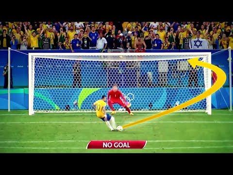 Ungultige Elfmeter Tore Im Fussball Messi Pogba Mahrez