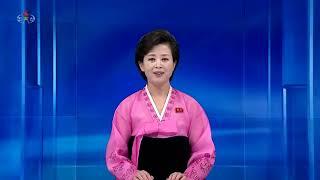 Korean Central TV News 20:00 Edition (6th February)