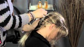How to Updo a Wig : Hair Magic