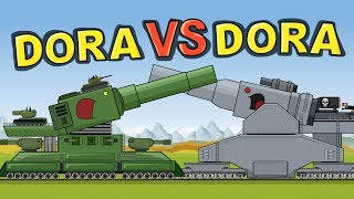 """Railway Monsters"" Cartoons about tanks"
