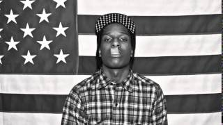 ASAP Rocky - Kissin' Pink feat. ASAP Ferg (Instrumental) prod. Beautiful Lou