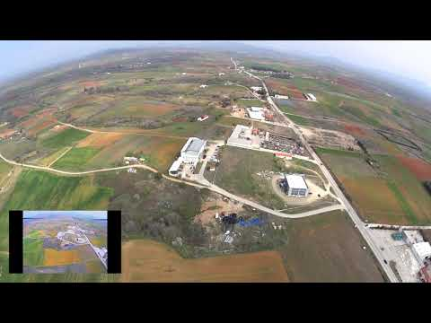 Eachine EX2H Long Range Test with Booster 1.4km!