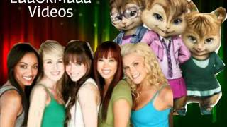 Scratch -Beach Girl 5/Shake it up- Version Chipettes/Ardillas