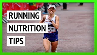 What to Eat Before Running: Long Run & Race Nutrition with Tina Muir