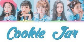RED VELVET (レッド・ベルベット) – #COOKIEJAR Lyrics (Color CodedJPNROMENG)