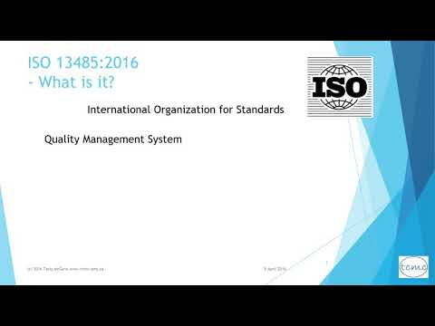 ISO 13485 Certification Service