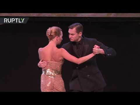 العرب اليوم - مسابقة رقص التانغو الدولية في الأرجنتين