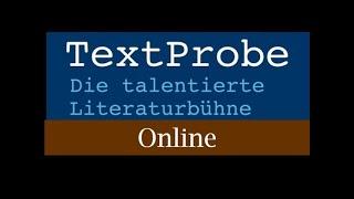 Textprobe-die Zweite: Wolfgang Bittscheidt
