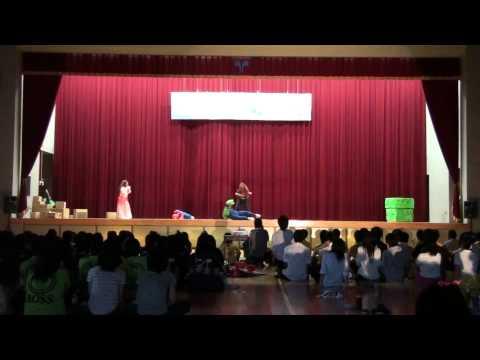 マリオをクラス全員で踊ってみた