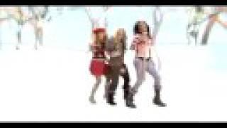 Cheetah - Licious Christmas - The Cheetah Girls ( Official Music Video HQ )
