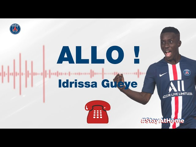 Video Pronunciation of Idrissa Gueye in English