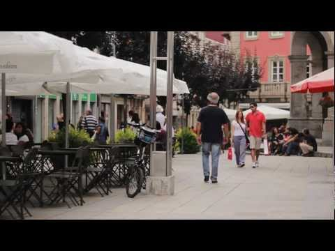 Um dia em Braga - CEJ 2012 | A day in Braga - European Youth Capital | Revisitar