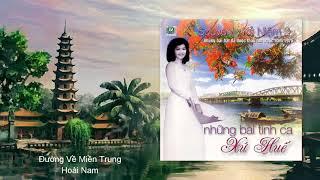 Hợp âm Đường Về Miền Trung Hoài Nam