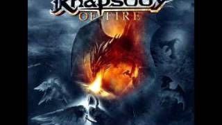 RHAPSODY OF FIRE - The Frozen Tears Of Angels (with lyrics)