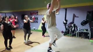 Juan Magan, Deorro, MAKJ. Muñequita linda Coreografía Zumba Danzafit