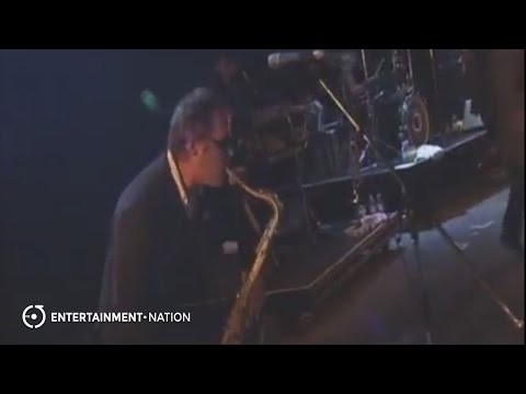 Steve - Madness Saxophonist Video