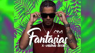 Fantasias X Vaina Loca   Rauw Alejandro, Farruko & Fuego