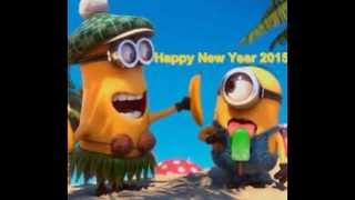 Happy New Year 2015 Funny Wallpaper Wishes