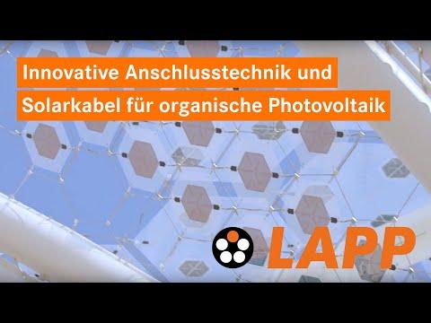 Video über organische Photovoltaik