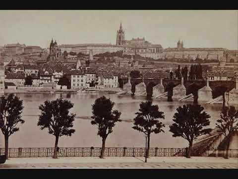 А Дворжак Юмореска  Старая Прага видео