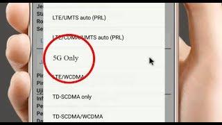 Cara Ubah Sinyal 4G Ke 5G Tanpa Root Di Android