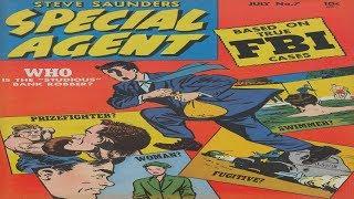Special Agent No 7 Comic Book Movie