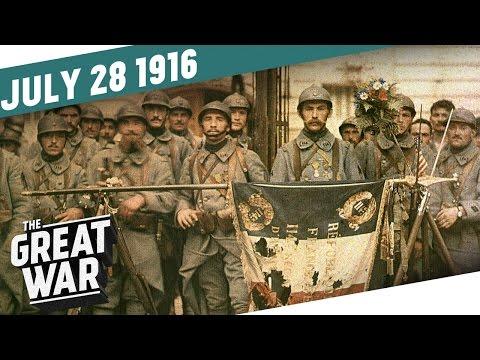 Veselé narozeniny, Velká válko