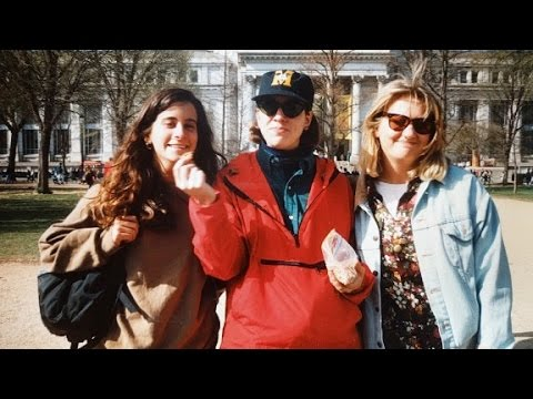 College roommates reunite for Washington march