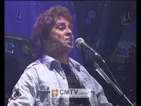 Nito Mestre video Sentado en el umbral de Dios - Mestre - Porchetto (CM Vivo 13-06-2012)