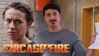Molly's Gets Shutdown | Chicago Fire