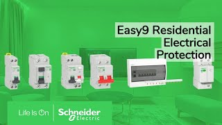 Easy9 - The Easy to Install Range with Quality Features   Schneider Electric