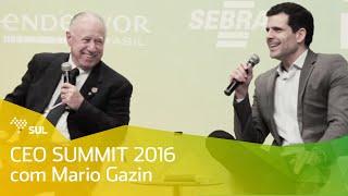 CEO Summit 2016 | A Vida Não Muda, Quem Muda Somos Nós (Mário Gazin)